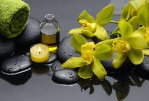 спортивный oil массаж
