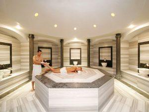 Spa в турецкой бане